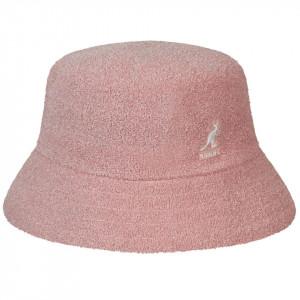 Kangol, Palarie bermuda bucket dusty rose
