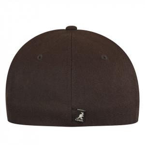 Kangol-sapca-maro-wool-flexfit-baseball-3