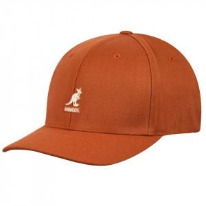 Kangol, Sapca portocalie wool flexfit baseball