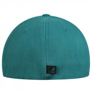 Kangol-sapca-verde-wool-flexfit-baseball-4