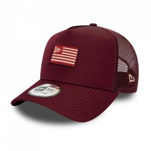 New Era, Sapca ajustabila pentru baseball US Flag, Rosu