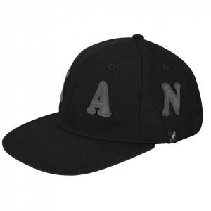 Sapca Kangol Alphabet Links Baseball, Negru