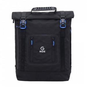 G-Ride, Rucsac negru premium balthazar activ, 12L