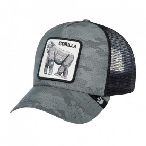 Goorin Brothers, Sapca gri trucker silverback gorilla