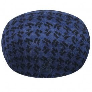 Kangol-basca-albastru-square-k-507-4