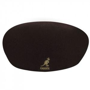 Kangol-Basca-maro-Wool-504-c