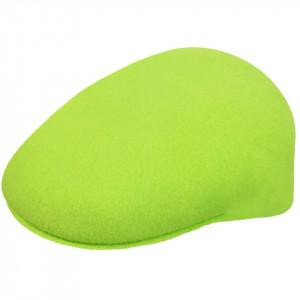Kangol-Basca-verde-neon-Wool-504-D
