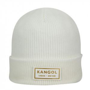Kangol, Caciula alba gold beanie