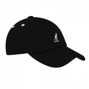 Kangol-sapca-neagra-tropic-adjustable-spacecap-2