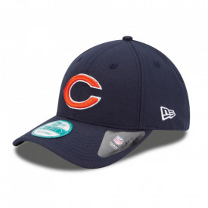 New Era, Sapca ajustabila baseball Chicago Bears, Bleumarin