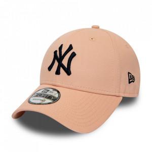 New Era, Sapca ajustabila baseball NY, Roz/ Negru