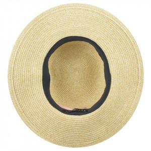 Betmar, Palarie dama claudine braided boater natural