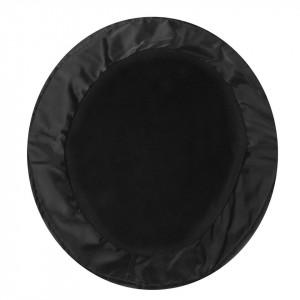 Betmar, Palarie dama quilted rain bucket negru