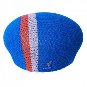 Kangol-basca-albastra-mesh-stripe-504-3