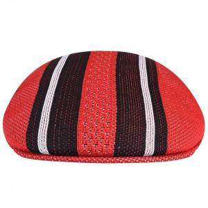Kangol-basca-rosu-vented-stripe-504-4