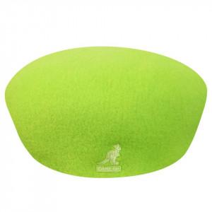 Kangol-Basca-verde-neon-Wool-504-E