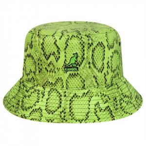 Kangol, Palarie snakeskin bucket verde