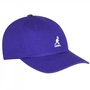 Kangol-sapca-mov-washed-cotton-adjustable-baseball-2