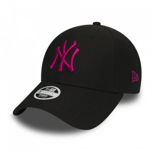 New Era, Sapca ajustabila baseball diamond NY, negru