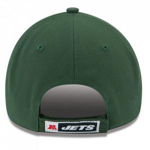 New-Era-Sapca-ajustabila-pentru-baseball-Jets-Verde-f