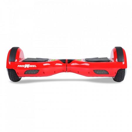 Scooter Electric (Hoverboard) Freewheel - Rosu Autonomie 20 km Viteza 12 km/h Motor 2 x 350W Brushless
