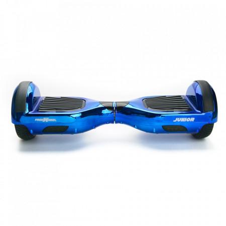 Scooter electric (hoverboard) Freewheel Junior - Albastru metalic