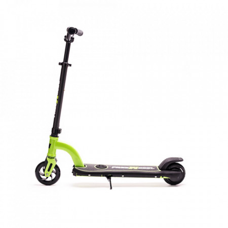 Trotineta Electrica Freewheel Rider Kids - Verde Autonomie 5-6 km Viteza 12 km/h Motor 150W Brushless