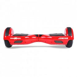 Scooter Electric (Hoverboard) Freewheel Junior - Rosu Husa Cadou Autonomie 20 km Viteza 12 km/h, Motor 2 x 250W Brushless