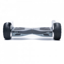 Scooter Electric (Hoverboard) Freewheel SUV SMART - Gri Autonomie 20 km Viteza 12 km/h Motor 2 x 350W Brushless