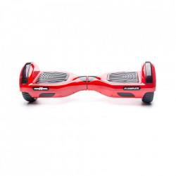 Scooter Electric (Hoverboard) Freewheel Complete - Rosu Autonomie 15 km Viteza 15 km/h Motor 2 x 350W Brushless