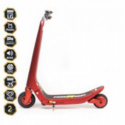 Trotineta Electrica Freewheel Rider Trends - Rosu Autonomie 20-30 km Viteza 25 km/h Motor 250W Brushless