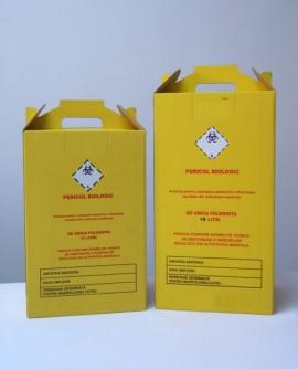 Poze CUTII CARTON PENTRU COLECTAREA DESEURILOR, 27 litri