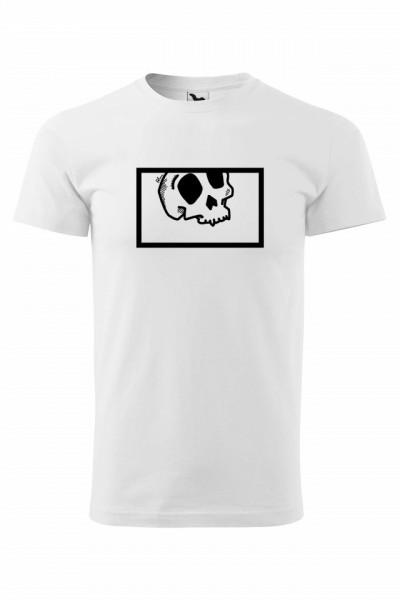 Tricou barbati, Skull