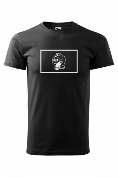 Tricou barbati, Astro Skull