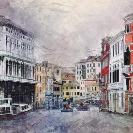 "Tablou ""Venezia"" (100x70cm)"