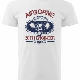 Tricou barbati, Airborn 20th