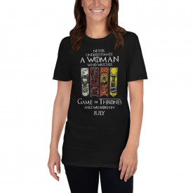 Tricou femei, aniversare, Games of Thrones