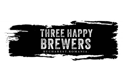 Three Happy Brewers