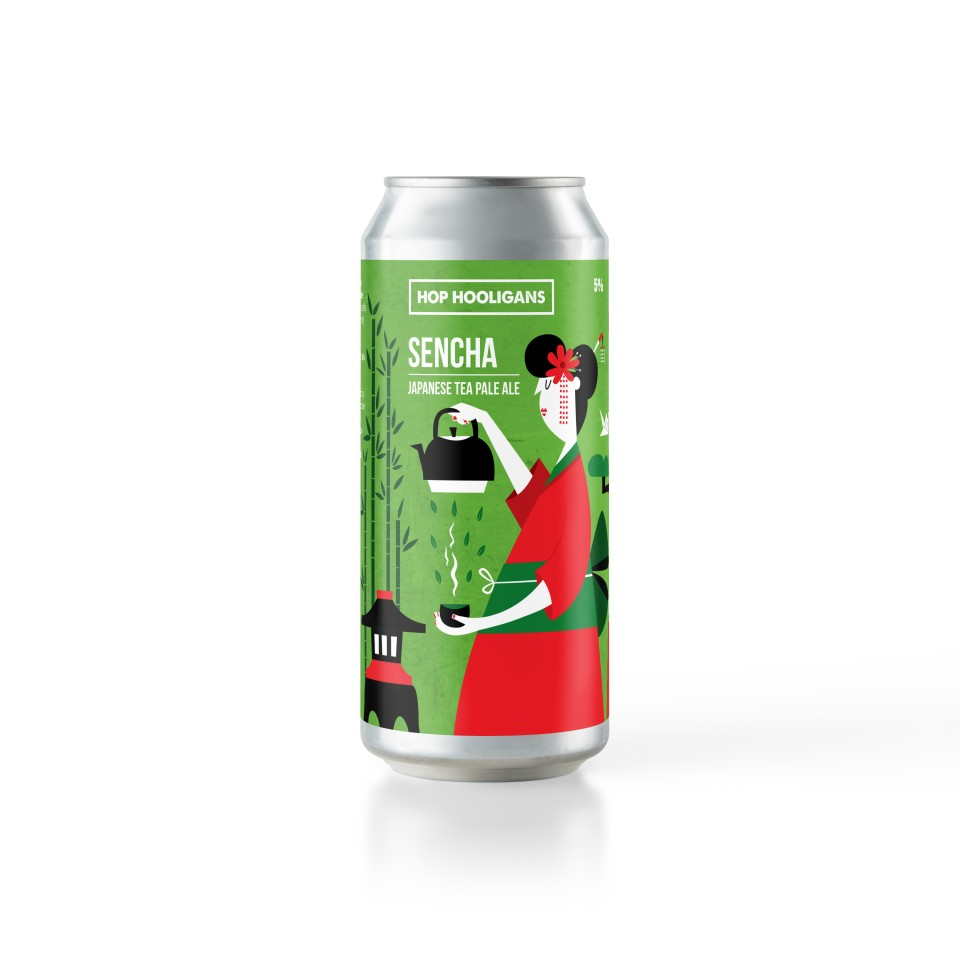 Hop Hooligans Sencha - CAN
