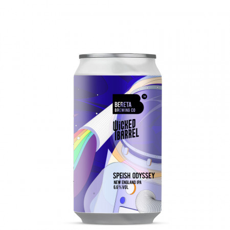 Wicked Barrel + Bereta Speish Oddisey - CAN
