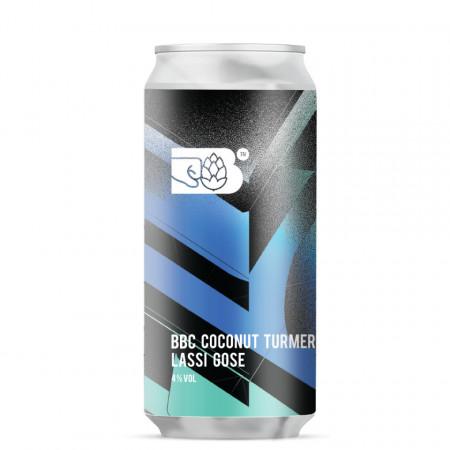 BERETA - BBC 2021 - Coconut, Turmeric Lassi Gose