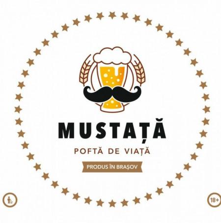 Pachet Mustata de bere - IPA - Amber