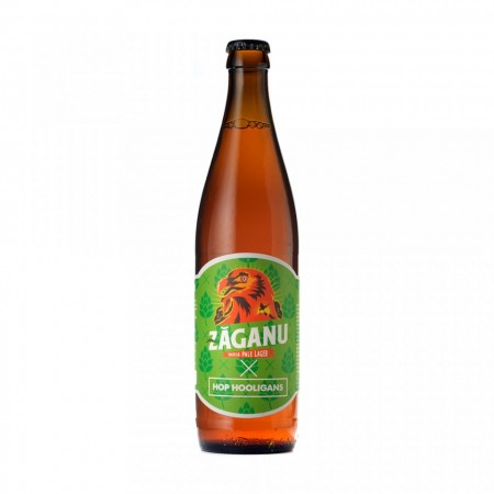 Zaganu x Hop Hooligans India Pale Lager