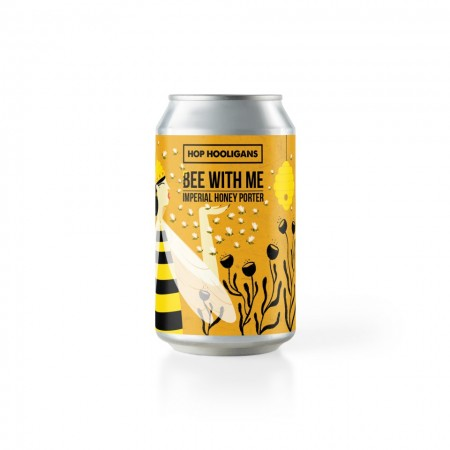 Hop Hooligans Bee With Me - CAN