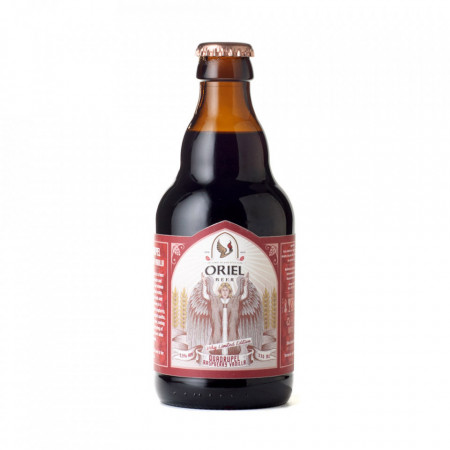 Oriel Quadrupel Raspberry Vanilla
