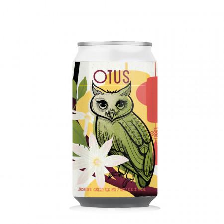OWL OTUS JASMINE & GREEN TEA