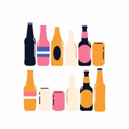 Abonament FOARTE SERIOS de bere artizanală