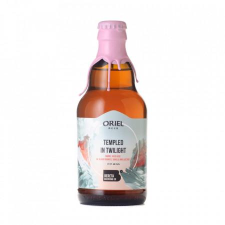 Oriel X Bereta Templed In Twilight BA (w Blood Orange, Vanilla And Lactose)