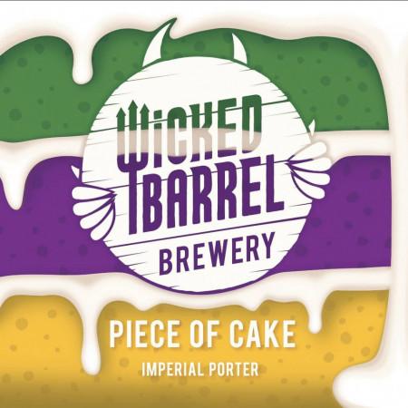 Wicked Barrel Piece of Cake #4