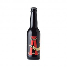 Amistad Red Ale